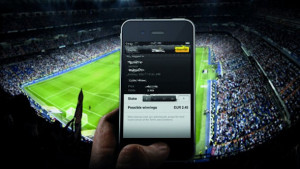 live betting football