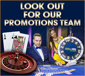 Casino Fun with William Hill