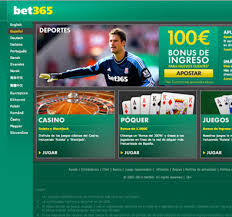 Bet365 front page